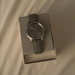 A New Day Gray Watch